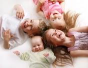 Многодетным семьям области увеличат пособие на детей