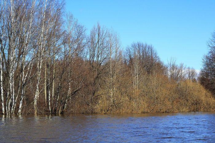 Киров проходит через пик паводка
