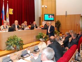 Сорванное заседание ОЗС перенесено на 30 мая