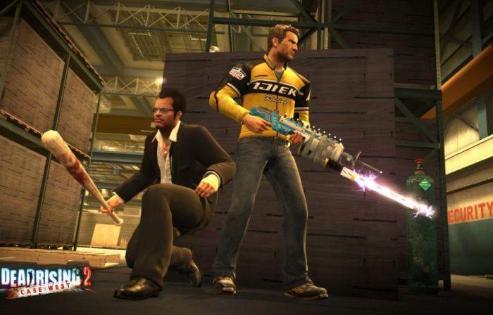 Обзор игры Dead Rising 2