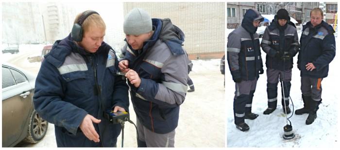 В Кирове будут искать утечки на водопроводе с помощью акустического прибора