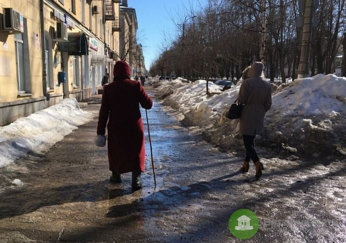 Кировчан предупреждают об образовании сильного гололеда