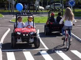 Кировским детям подарят автогородок