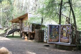 В Кировский «Заповедник сказок» прибудут туристические поезда