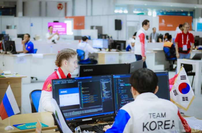 Кировчанка завоевала золотую медаль на мировом чемпионате WorldSkills International