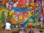 Конкурс граффити определит лучшего художника