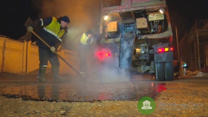 В Кирове проведут ямочный ремонт на 14 участках дорог