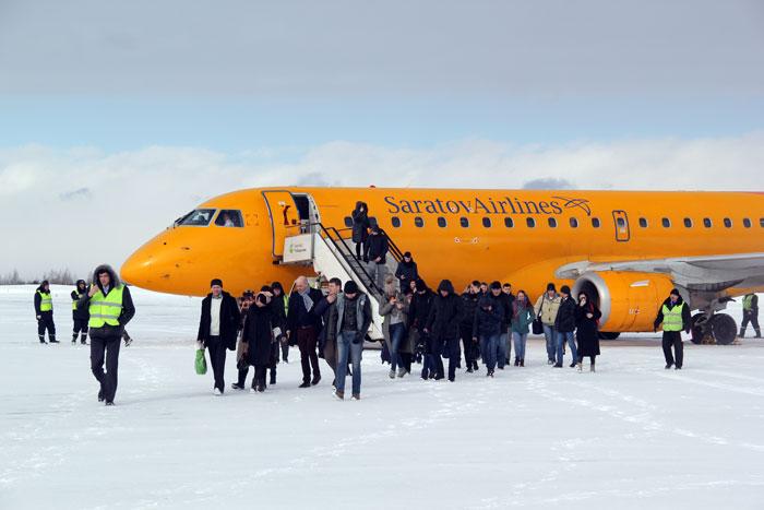 Аэропорт «Победилово» увеличит сеть маршрутов и количество рейсов в 2018 году