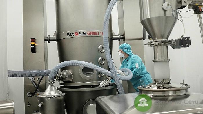 На «Нанолеке» в Кировской области запустили полный цикл производства препарата для диабетиков