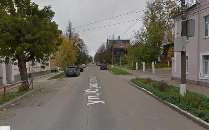 Будет временно ограничено движение по улице Орловской