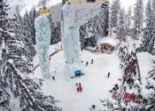 Кировские ледолазы завоевали первые места во Франции