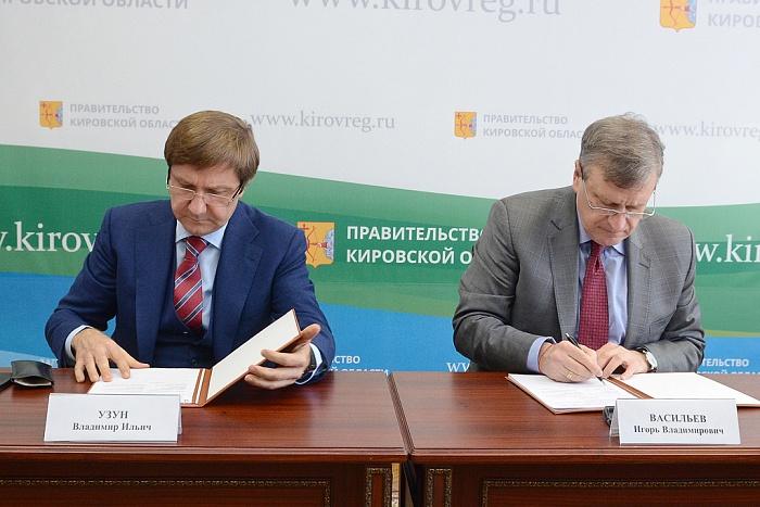 В Кировской области создадут профильные классы для будущих медиков и инженеров