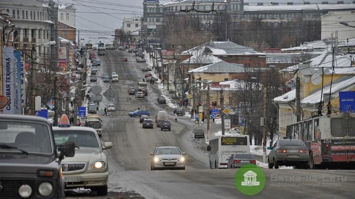 После смертельного ДТП на Московской в Кирове будет введен тотальный контроль