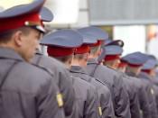 Кировчанка сядет на 2,5 года за избиение участкового