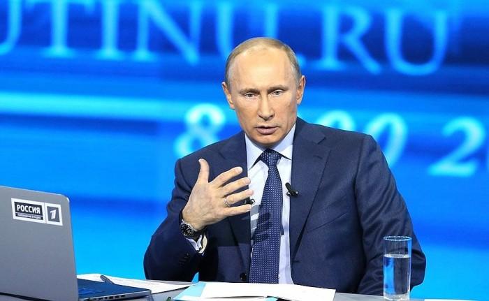 Путина попросили помочь провести публичные слушания по Колесу обозрения