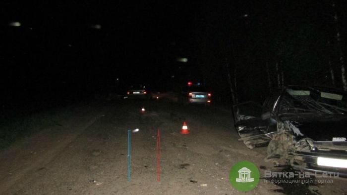 Пьяный бесправник спровоцировал ДТП в Уржумском районе, госпитализирована 19-летняя девушка