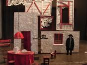 Художницы Театра на Спасской вышли из закулисья