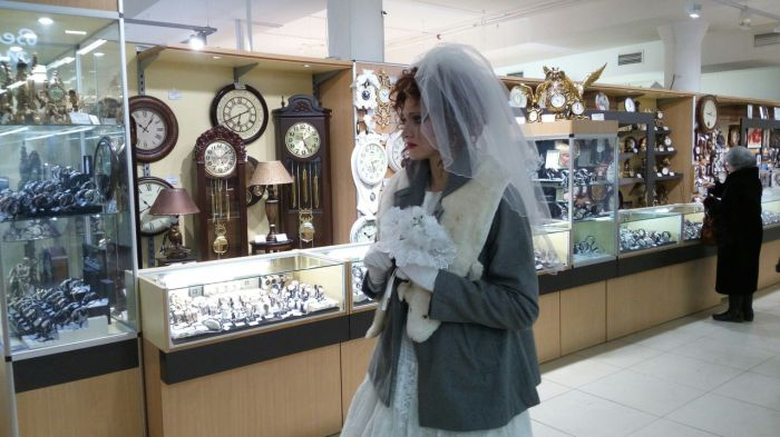 Раскрыта тайна странной невесты