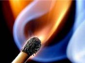 Морозы крепчают, дома горят…
