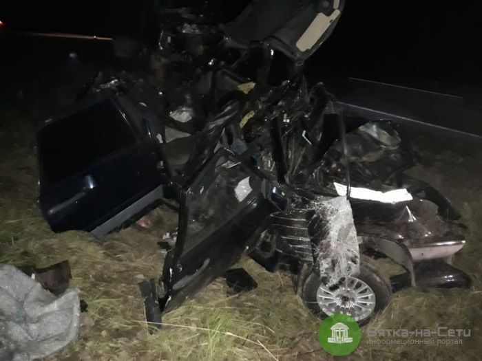 Осужден водитель резонансного ДТП под Нолинском, в котором погибли 4 человека