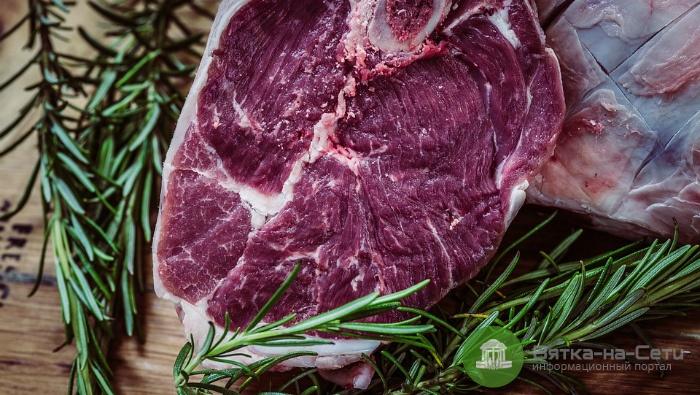 В магазинах Кировской области выявлено 750 кг опасного мяса
