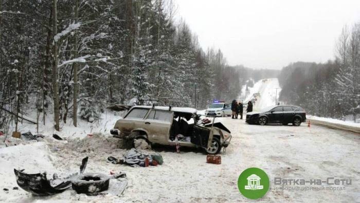 В Кировской области полиция ищет очевидцев ДТП, в котором погибли двое детей