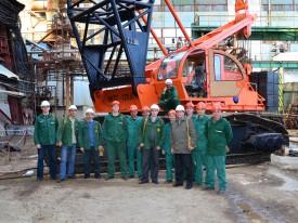 ЗМУ обновляет ремонтное оборудование
