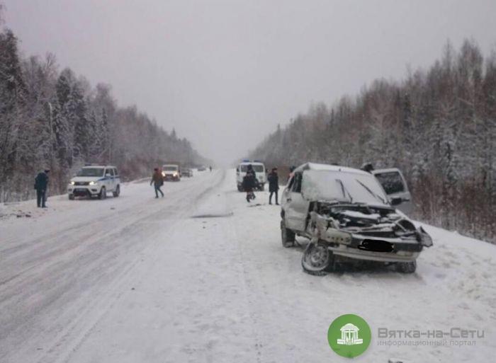 Кировская область вошла в число аутсайдеров по аварийности на дорогах
