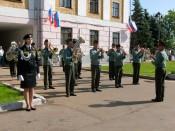 Юбилей военного оркестра