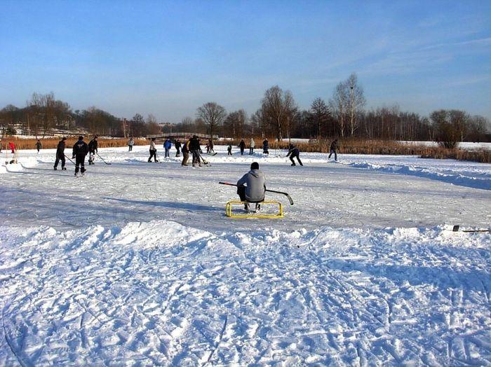 В Кирове пройдет турнир по хоккею в валенках