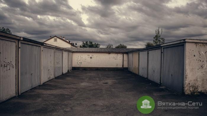 В Кирове в частном гараже взорвался газ