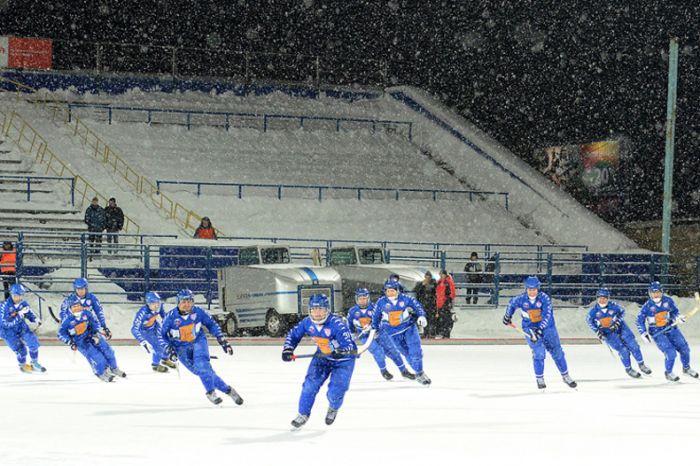 """Кировская """"Родина"""" потерпела 25-е поражение в сезоне"""