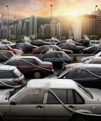 Перекрёстки города  проверили на экологичность