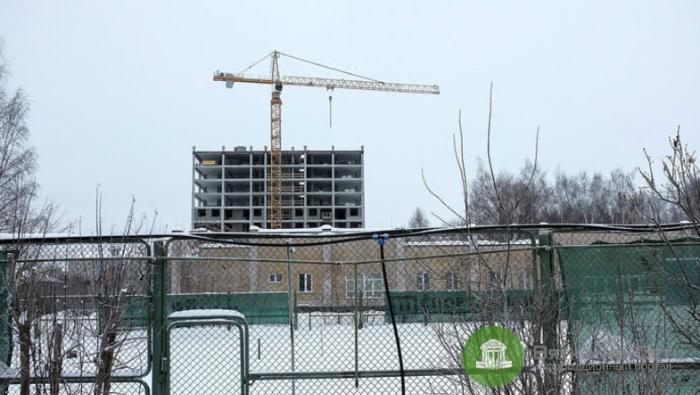 В деле хищения земли в Парке Победы могут появиться подозреваемые из мэрии Кирова