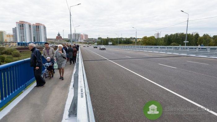 В Кирове около путепровода в Чистые пруды превышен уровень шума