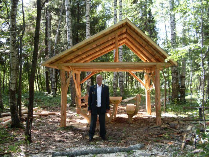 Житель Кировской области награждён за помощь в поиске пропавшего в лесу человека