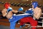 В Кирове состоялись первые официальные соревнования по кикбоксингу