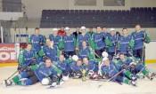 Новогодний подарок от хоккейной команды «УРАЛХИМ»