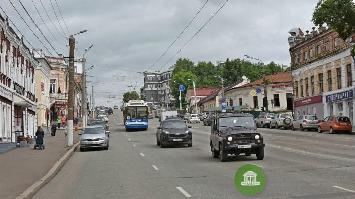 Кировчане смогут увидеть наработки по дизайн-коду улицы Ленина
