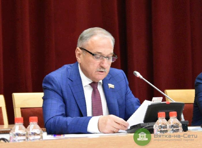 Владимир Быков сложит полномочия депутата