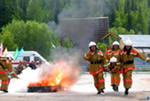В Кирове стартует чемпионат России по пожарно-прикладному спорту