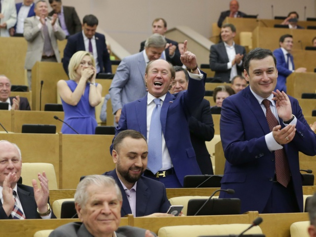 Утверждены окончательные итоги выборов в Госдуму седьмого созыва
