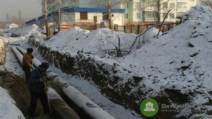 Концессионное соглашение по тепловым сетям Кирова планируют заключить к маю 2019 года