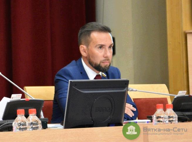 Бюджетный комитет Заксобрания вместо Бакина возглавил Титов