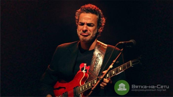 В Кирове выступит итальянский гитарист Лука Джордано