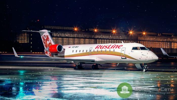 «РусЛайн» вводит дополнительные рейсы между регионом и столицей