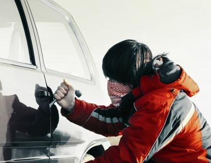 ВЯранске два подростка попались милиции при попытке угнать машину