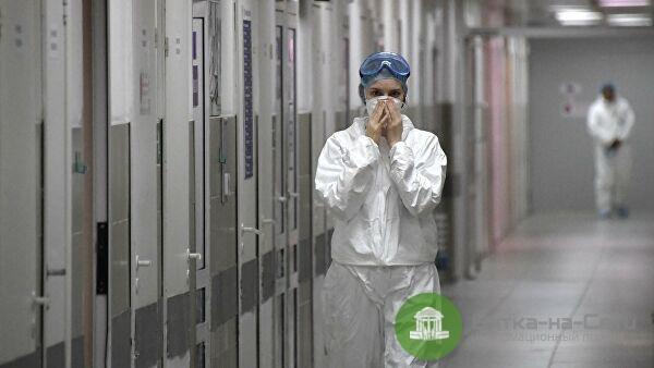 Врач: Россия подходит к пику заражений коронавирусом
