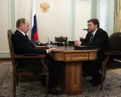 Премьер Владимир Путин раскритиковал Никиту Белых