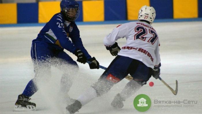ХК «Родина» проиграла в домашнем мачте «Старту»